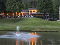 Sequoia Woods County Club Golf Course