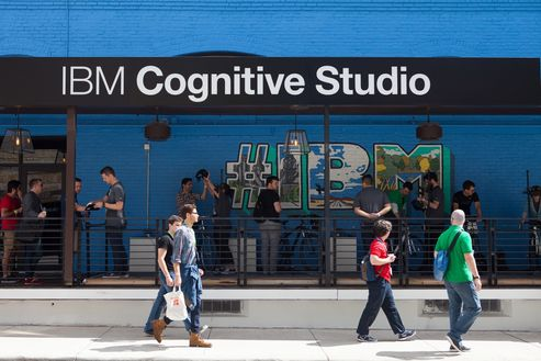Image 1 for The IBM Cognitive Studio at SXSW
