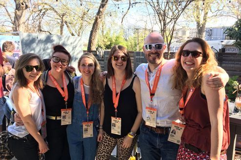 Image 2 for GPJ London challenge – a chance to attend SXSW 2018!