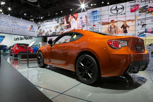 Image 3 for Scion Swag Machine at NAIAS