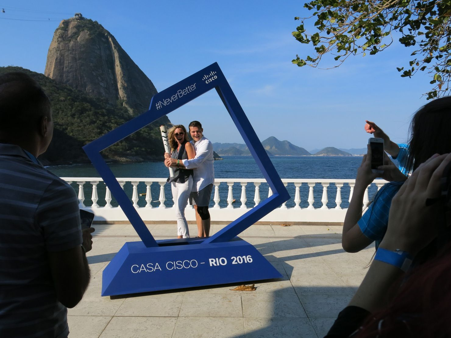 Image 16 for Casa Cisco at the 2016 Summer Olympics