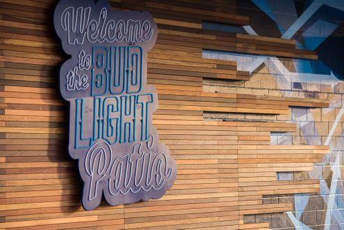 Image 3 for Bud Light Patio at Levi's Stadium