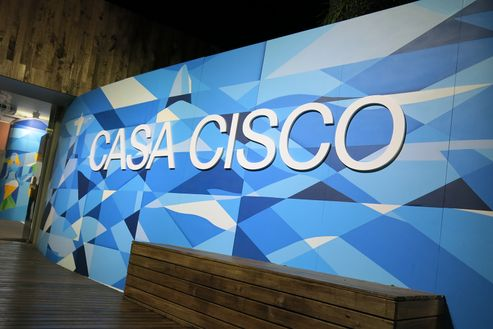 Image 8 for Casa Cisco at the 2016 Summer Olympics