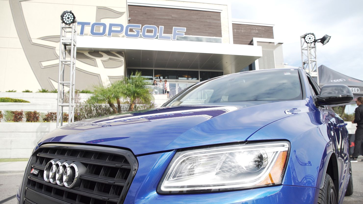 Image 1 for Season of Audi Topgolf Experience