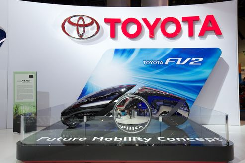 Image 5 for The Future of Mobility: Toyota at CES