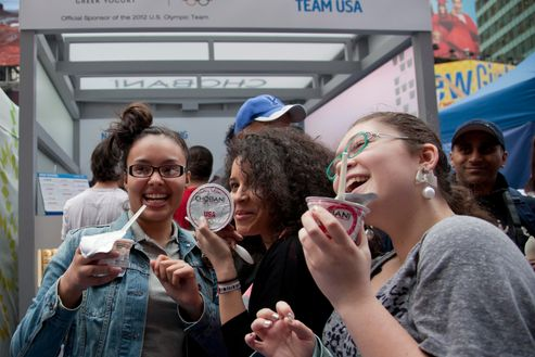 Image 6 for Chobani Heads to the Olympics