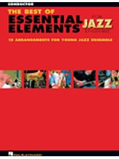 Best Of Essential Elements For Jazz Ensemble (Score)