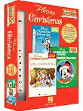 Disney Christmas - Recorder and Books