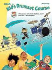 Alfred's Kid's Drumset Course (BK/DVD)