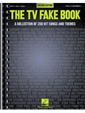 TV Fake Book - 2nd Edition