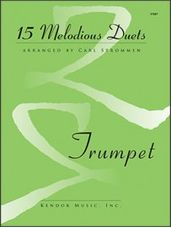 15 Melodious Duets (Trumpet)