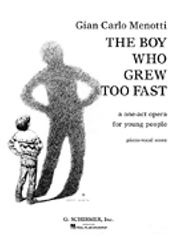 Boy Who Grew Too Fast, The