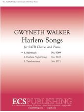 Spirituals (No. 1 from Harlem Songs)