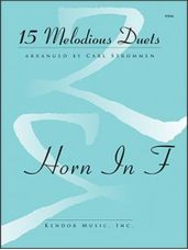 15 Melodious Duets (Horn)