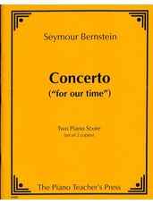 """Concerto (""""for our time')"""