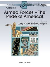 Armed Forces - The Pride of America (Flexible Band)