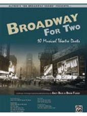 Broadway for Two - Duets (Book and CD)