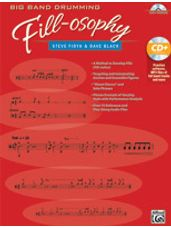 Big Band Drumming Fill-osophy (Book and CD)