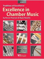 Excellence in Chamber Music Book 1 - Piano/Guitar Accompaniment