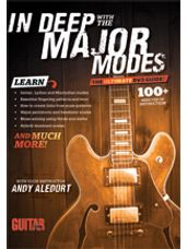 Guitar World: In Deep with the Major Modes [Guitar]