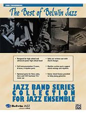 Best of Belwin Jazz: Jazz Band Collection for Jazz Ensemble [3rd Trombone]