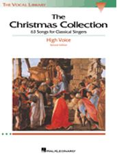 Christmas Collection, The  - 53 Songs for Classical Singers