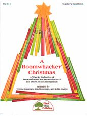 Boomwhacker Christmas, A