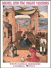 Amahl and the Night Visitors (Vocal Score)