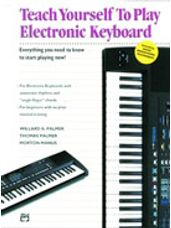 Alfred's Teach Yourself to Play Electronic Keyboard [Electronic Keyboard]