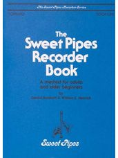 Sweet Pipes Recorder Book 1 - Soprano