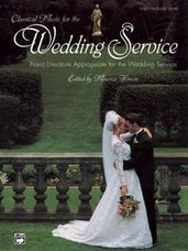 Classical Music for the Wedding Service [Piano]