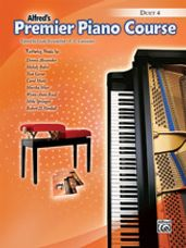 Alfred's Premier Piano Course, Duet 4