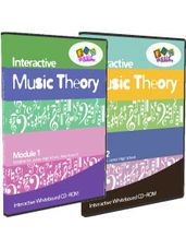 Interactive Music Theory, Levels One and Two