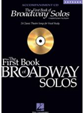 First Book of Broadway Solos, The (Soprano CD only)