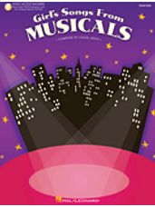 Girls Songs from Musicals