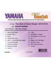 The Best of David Bowie: 1974-1979