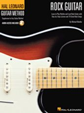 Rock Guitar Method (Bk/CD)