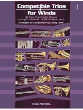 Compatible Trios for Winds - Flute/Oboe
