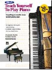 Alfred's Teach Yourself to Play Piano [Electronic Keyboard]