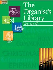 Organist's Library, The - Vol. 60  (3 staff)