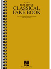 Real Little Classical Fake Book