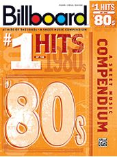 Billboard No. 1 Hits of the 1980s (PVG)