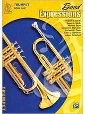 Band Expressions  Book One: Student Edition [Trumpet]